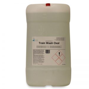 Blue & Green - Train Wash Oxal