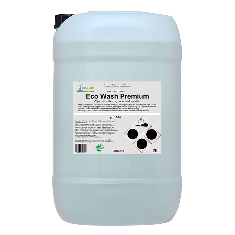 Blue & Green - Eco Wash Premium