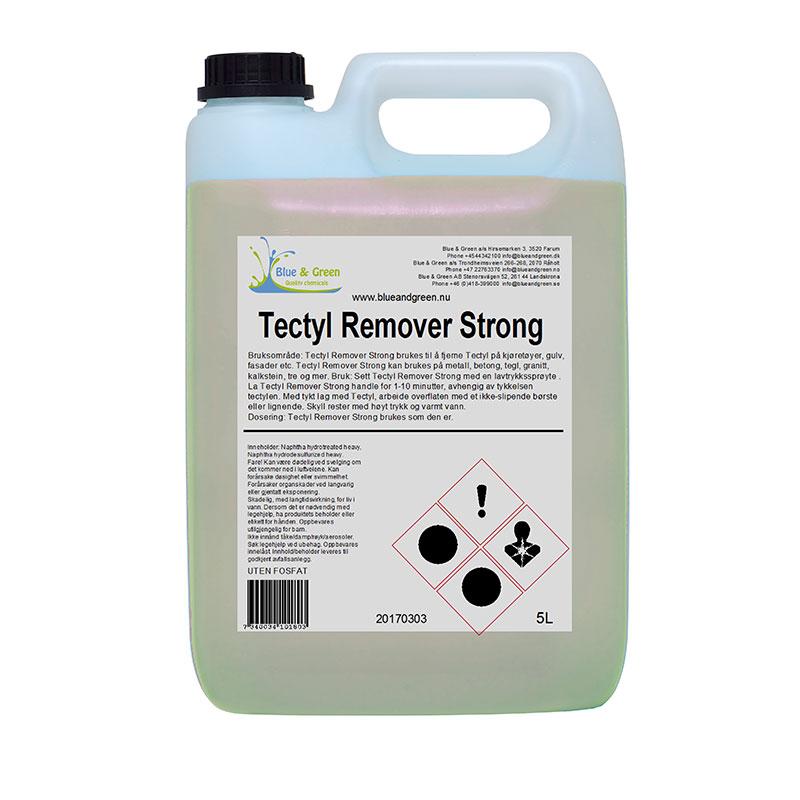 Blue & Green - Tectyl Remover Strong