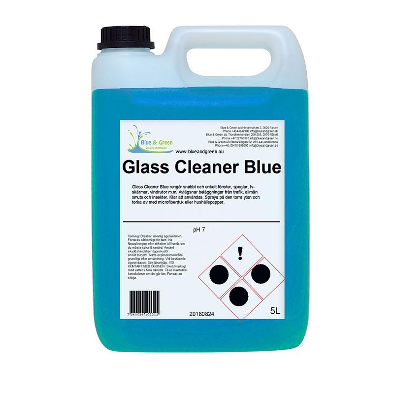 Blue & Green - Glass Cleaner Blue