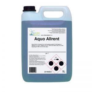 Blue & Green - Aquo Allrent