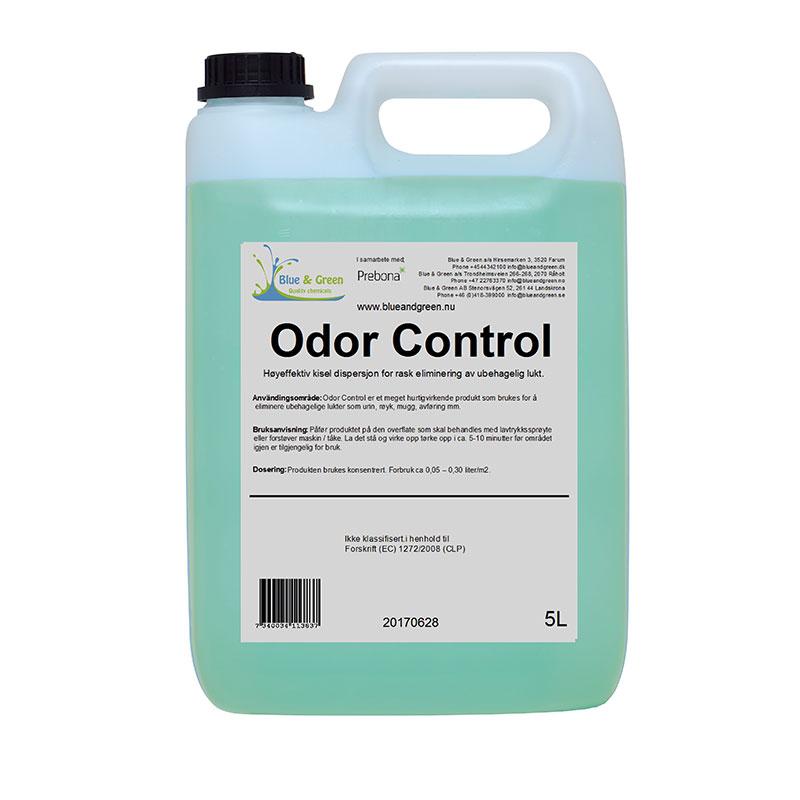 Blue & Green - Odor Control