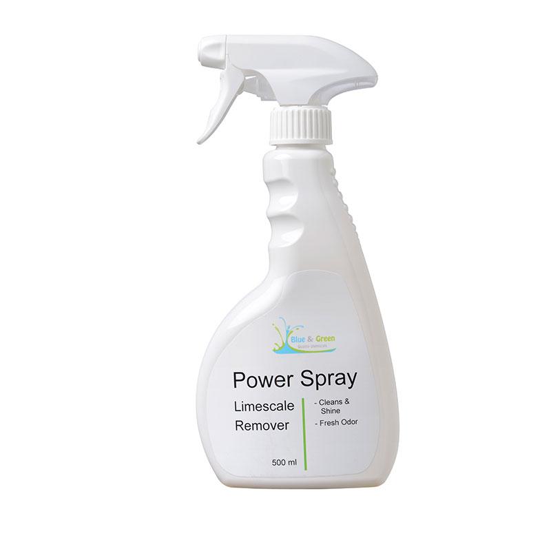 Blue & Green - Power Spray