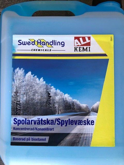 Swed Handling - Tuulilasinpesuneste